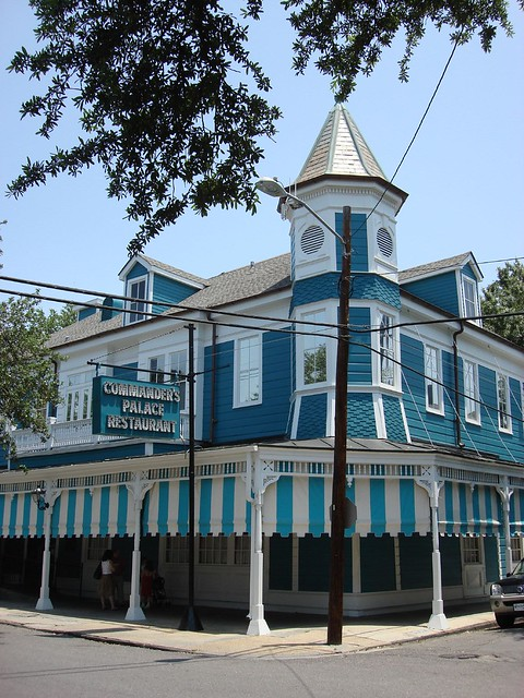 Commander's Palace, New Orleans LA
