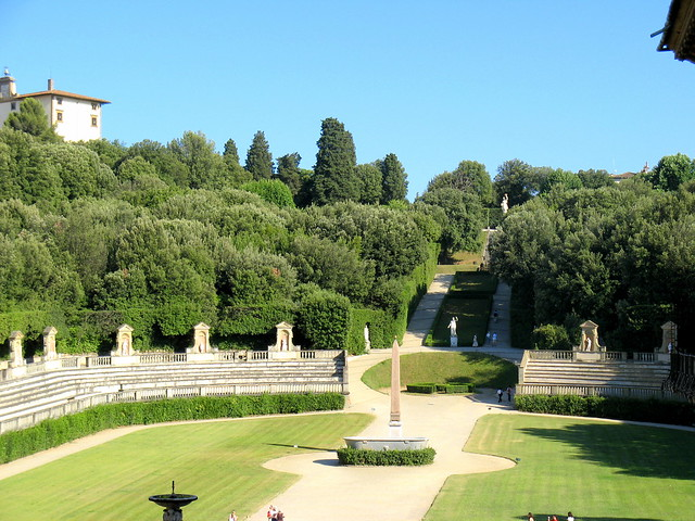 Boboli Gardens by HarshLight on Flickr