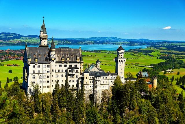 Castle of Neuschwanstein