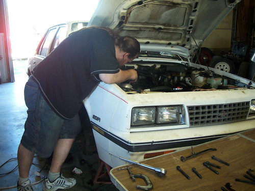 Combining your MOT with a servicing is far more time effective.
