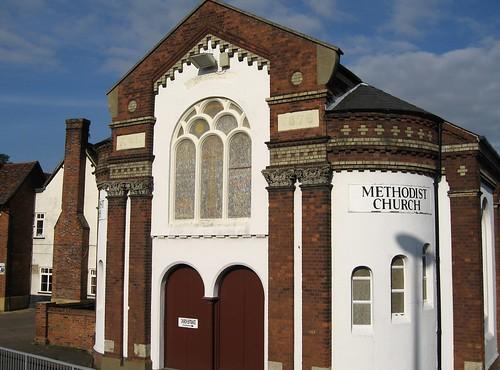 HIgh Street Methodist Church, Stevenage