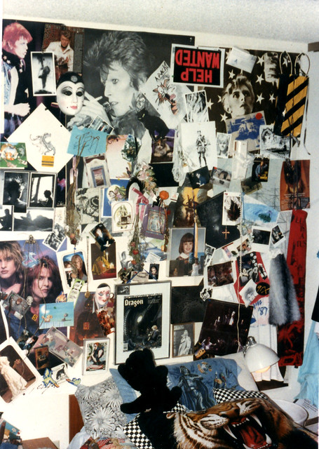 Mementos of my teenage years