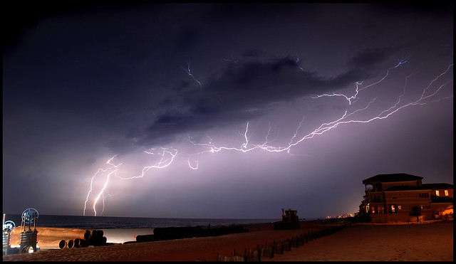 God Will Restore What You Have Lost, Big Lightning Strike