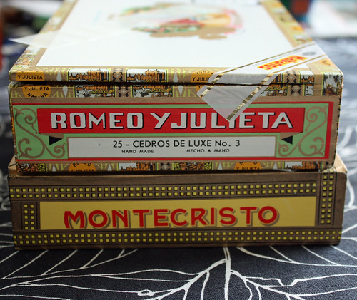 Montecristo cigars are a famous name