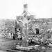 1930s St. Johns Cross, Iona Abbey