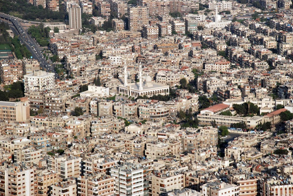 panoramica Damasco-Siria 09
