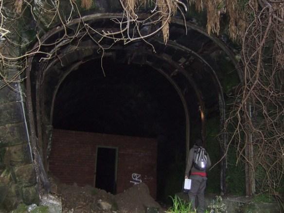 Sandsend Tunnel Portal