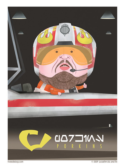 P is for Porkins