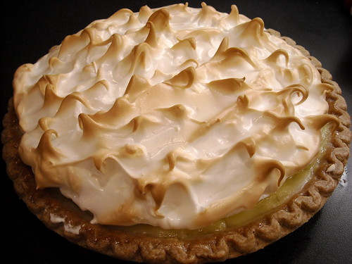 Lemon Meringue Pie - Grandma Arline's Recipe 01