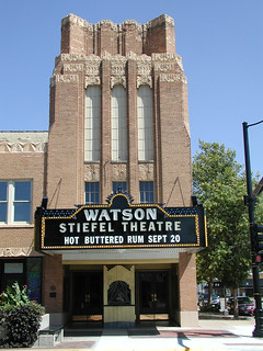 Watson Stiefel Theater, Salina, KS