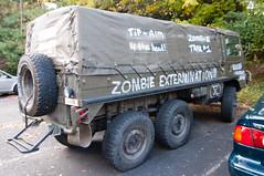 ZOMBIE EXTERMINATION