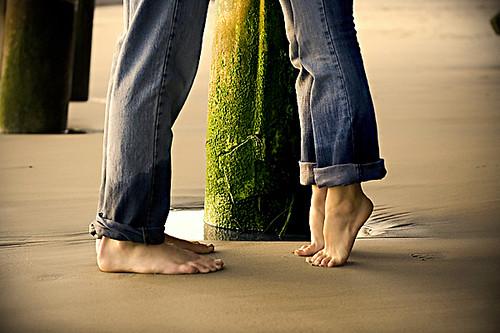 tiptoes | Flickr - Photo Sharing!
