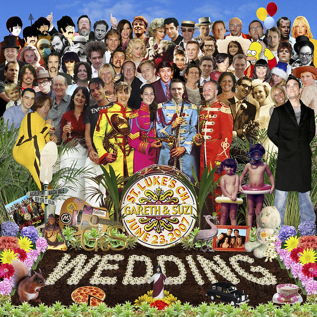 Sergeant Pepper The Cover Version A Gallery On Flickr