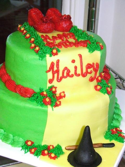 Wizard Of Oz Birthday Cake Flickr Photo Sharing
