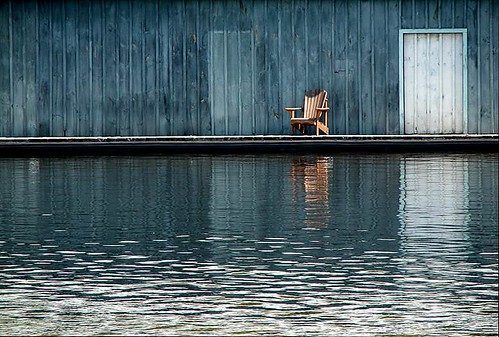 the dock chair by gnawledge wurker
