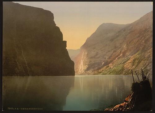[Praekestolen, Geiranger Fjord, Norway] (LOC)