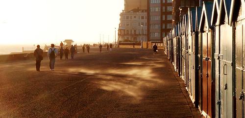Wind Sand Swirl