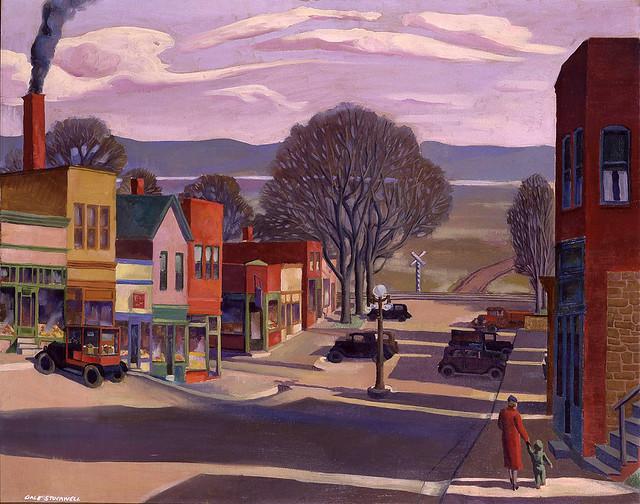 Art 1930s American
