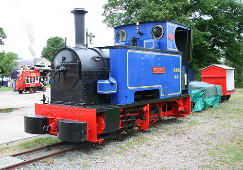 "Avonside 0-4-0T ""Woolwich"" ex-Woolwich Arsenal ex-Bicton"