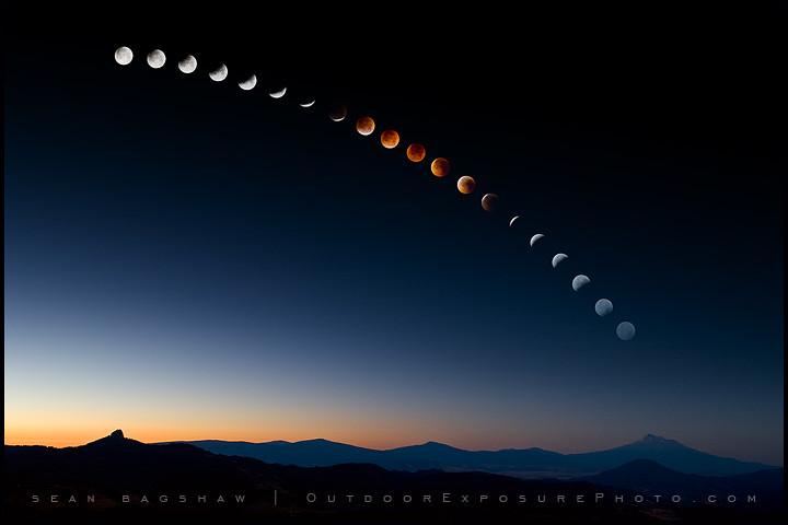 Lunar Eclipse August 28, 2007