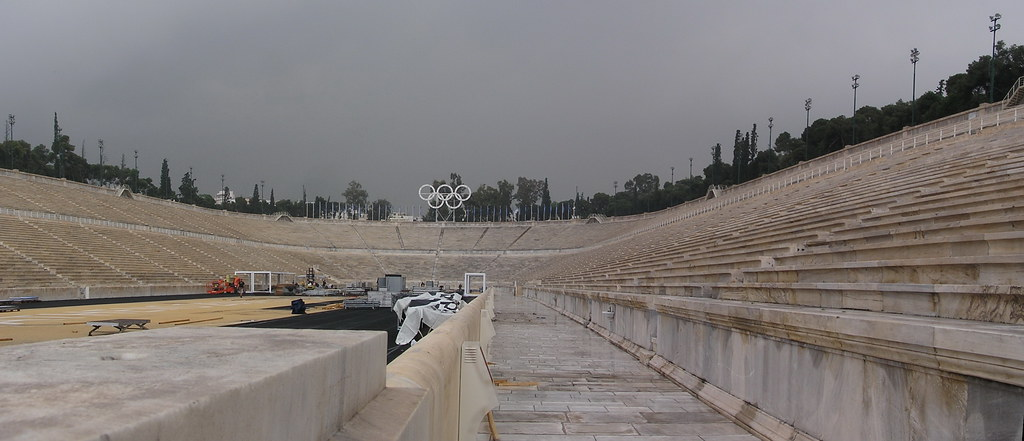 Grecia Atenas Estadio Panathinaikon 02