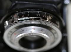AGFA Isolette 1 - Lens Mechanism