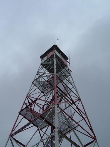 Catfish fire tower
