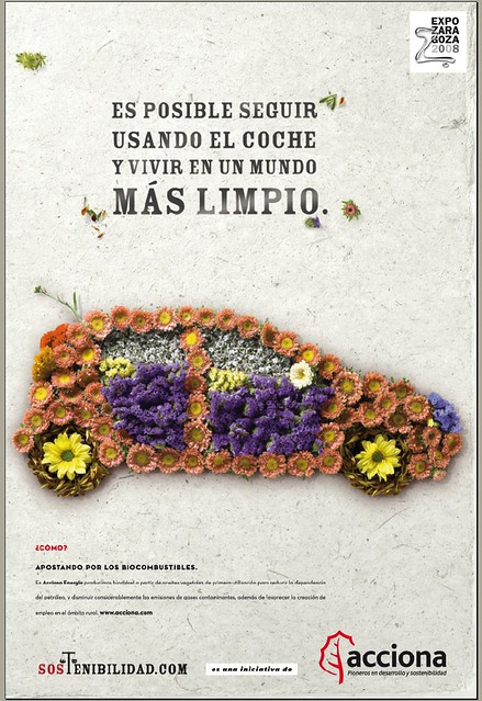 Publicidad y Medio Ambiente.