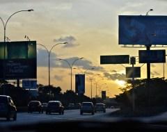 Caracas - Autopista del Este