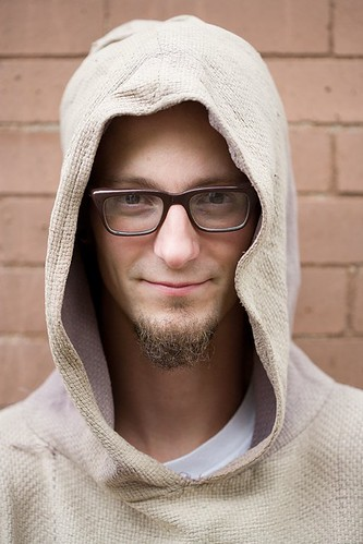 Shane Claiborne. Photo: Speaking of Faith