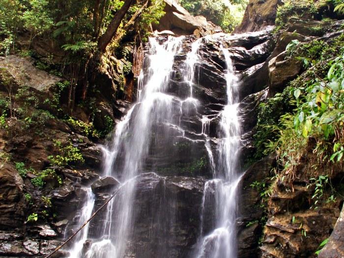 hanuman gundi waterfalls..