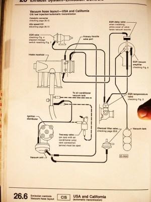 1979 vw rabbit vaccum hose diagram | Explore naterkane's pho… | Flickr  Photo Sharing!
