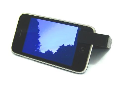 iPhone Kickstand - Landscape Tilted