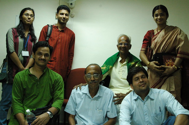 Young and old, all are contributing to the FOLD of SPIC MACAY
