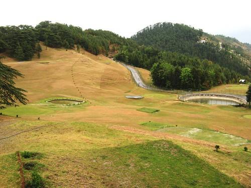 Naldehra Golf Course, Shimla, Himachal Pradesh