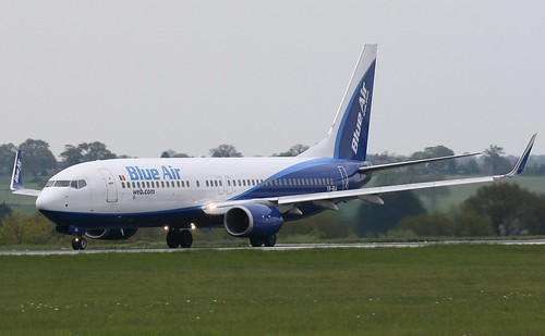 Blue Air Boeing 737-800
