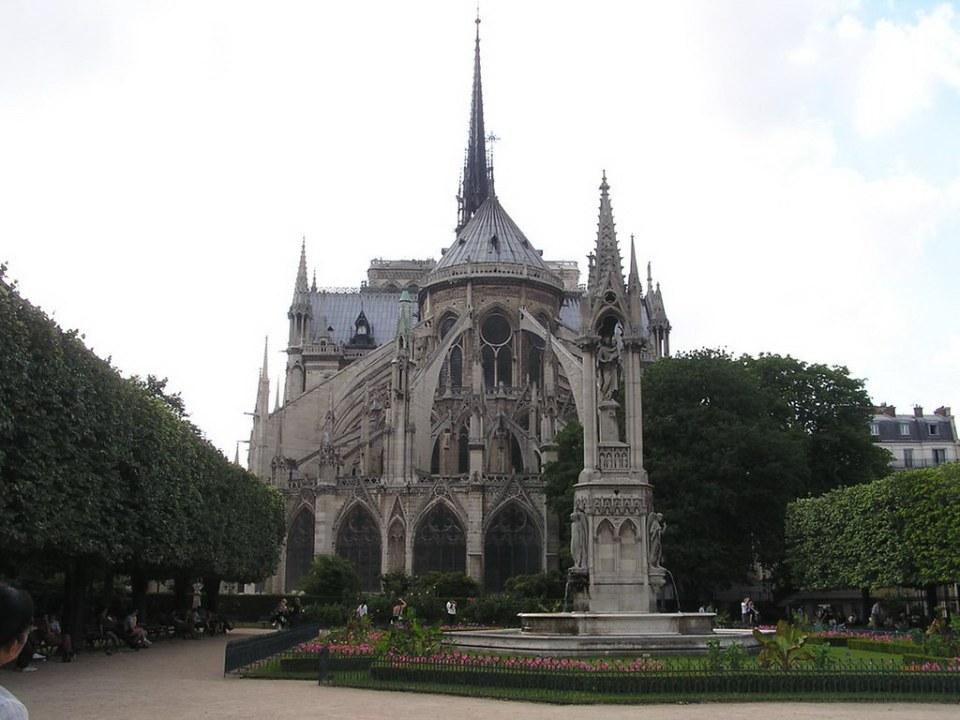 Notre Dame Paris Francia 20