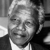Nelson Rolihlahla Mandela, President of South Africa, Peace Maker