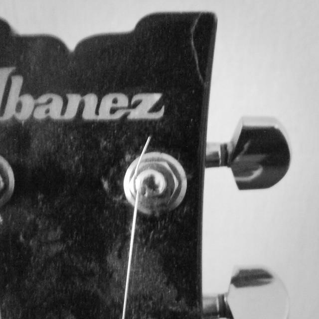 mijn duivelse gitaar