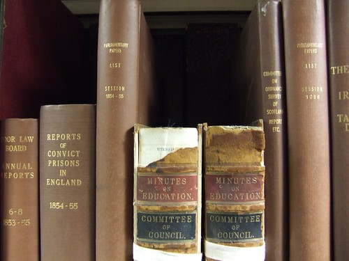 19th Century Parliamentary Papers by ex_libris_gul