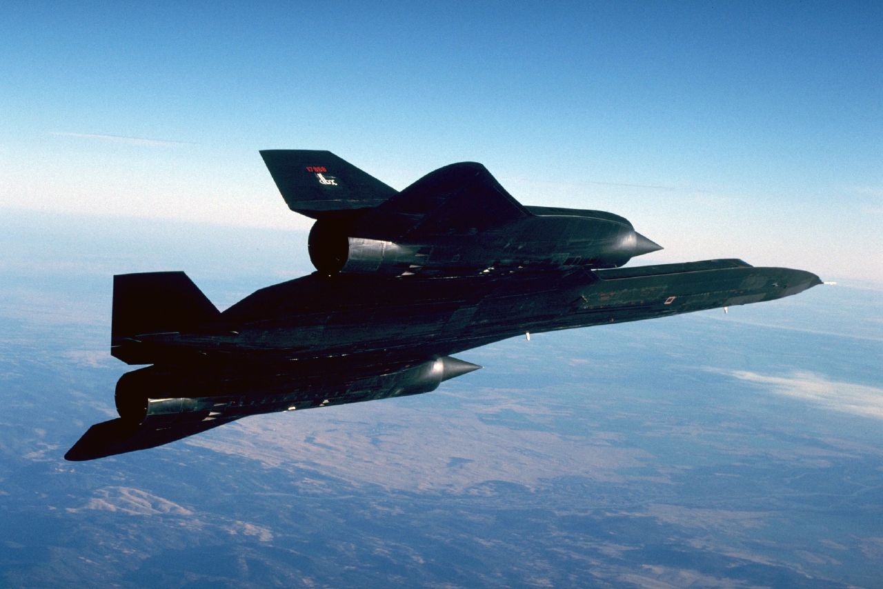 The Fastest Plane on Earth [25 pics] «TwistedSifter