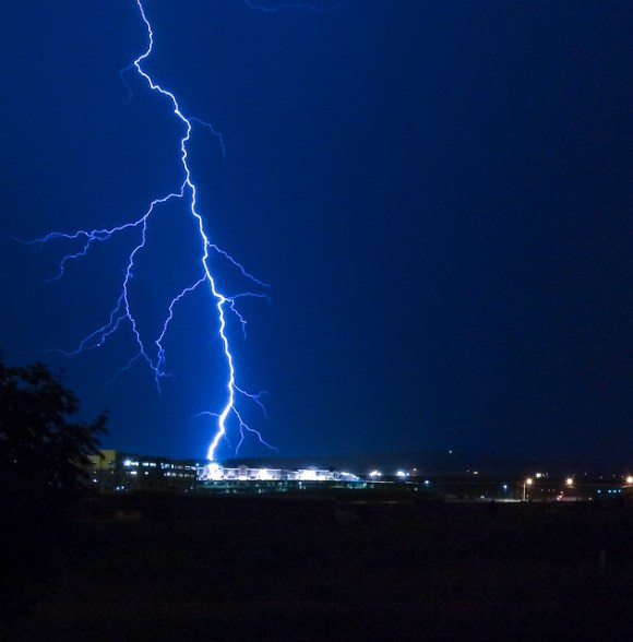 Lightning Storm III vs Lowes Home Improvement