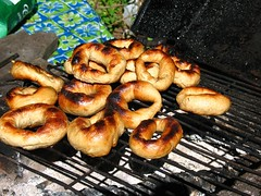 Bagels On The Barbie #2
