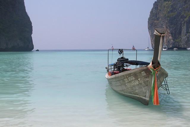 Maya Bay on Ko Phi Phi Leh (2007-03-064)