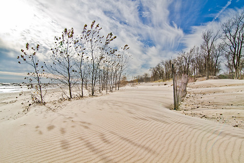 Long Point Provincial Park, Lake Erie, Ontario
