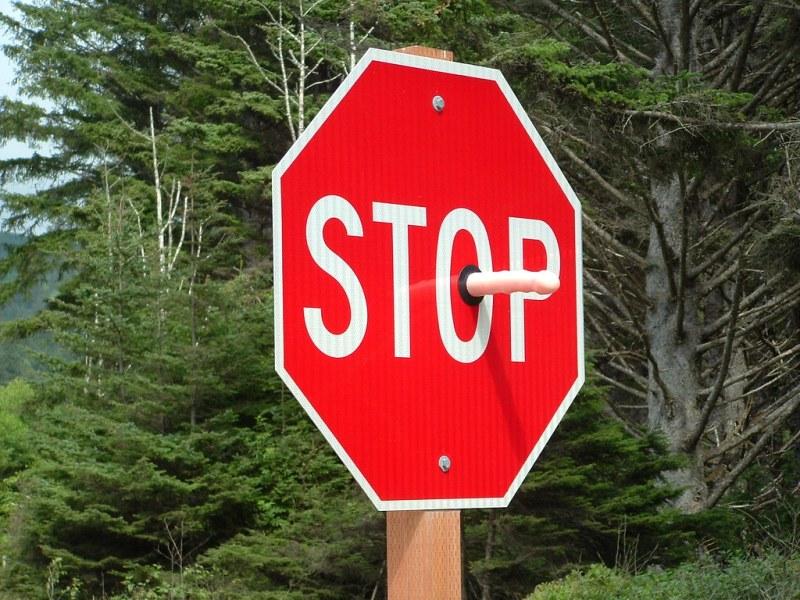 Dildo Stop