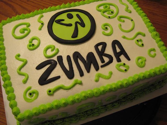 Free Printable Zumba Invitations