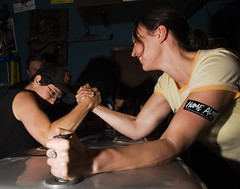 arm wresting competition