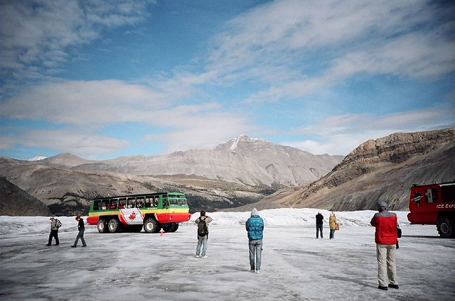 On the Icefield