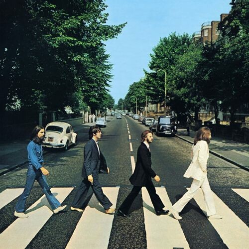 abbey road (1969) The Beatles